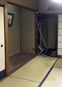 【2R】亡くなられた方のお部屋の整理【118,000円】の施工後