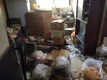 【4DK】遺品整理・買取:泉南市の施工前