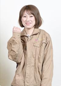 スタッフ:平田 春香