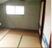 居間の遺品整理の施工後