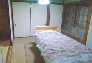 6畳1間のお部屋の整理 /福祉住環境整理の施工後