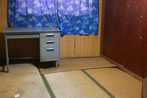 生活感の残るお部屋での作業(大阪府)の施工後