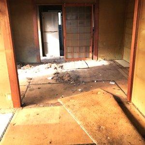 老人ホーム入居にともなう生前整理の施工後