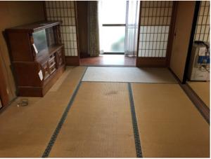 遺品整理:京都市北区の施工後