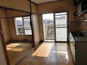 【3DK】遺品整理(神戸市垂水区)の施工後