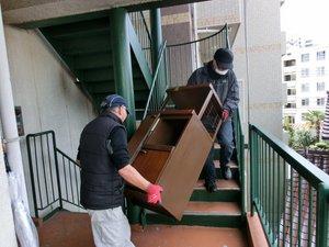 【2LDK】遺品整理(明石市)の施工前