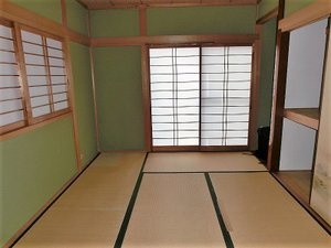 【4LDK】遺品整理:一戸建て(神戸市西区)の施工後