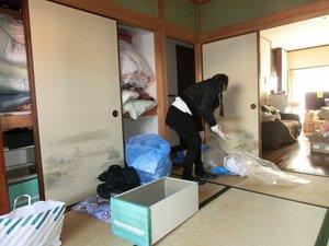 【4LDK】遺品整理:一戸建て(神戸市西区)の施工前