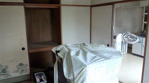 遺品整理(神戸市垂水区)の施工前