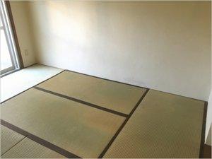 【2DK】都営住宅での遺品整理の施工後