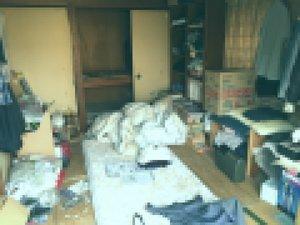 【2DK】相模原市緑区での遺品整理の施工前