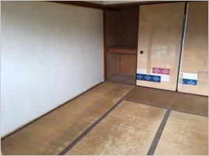 【2DK 】町田市での遺品整理の施工後