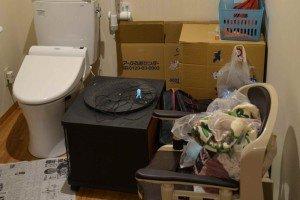 【3DK】遺品整理【40,000円】の施工前