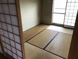 【3DK】4階エレベータなしの介護整理【350,000円】の施工後