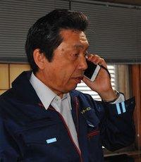 代表 坂本健一