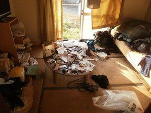 1LDKのお部屋の施工前