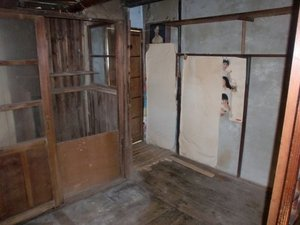 部屋数が多い一軒家での家財整理の施工後