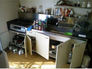 賃貸住宅の退去準備の施工前