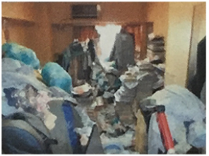 ゴミ屋敷片付け例の施工前