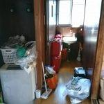 【2DK】きちんと整理されたお部屋の施工前