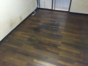 孤独死現場の特殊清掃・脱臭の施工後