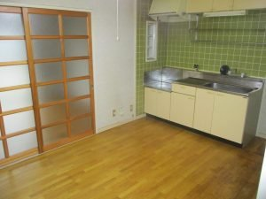 【3LDK】公営住宅での事例の施工後