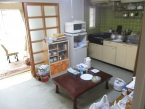 【3LDK】公営住宅での事例の施工前