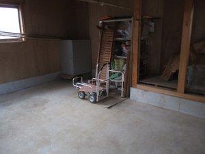 離れ・倉庫も合わせての家財整理の施工後