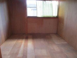 2階建て一軒家の遺品整理の施工後