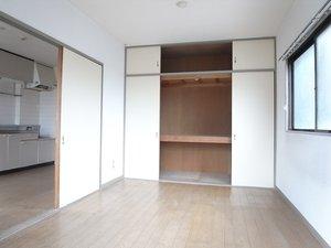 【2LDK】 遺品整理・250,000円 「賃貸マンション退室前の整理」の施工後