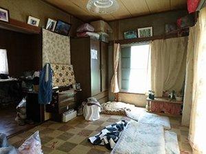 【3K】 生前整理・380,000円 「施設入所に伴う生前整理でした」の施工前