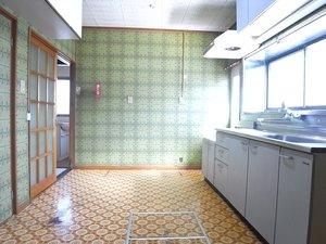 【6SDK】+サンルーム 「不動産売却に伴う遺品整理」572,000円の施工後