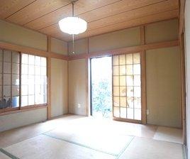 【4LDK】 遺品整理・1,300,000円 「しばらく空家となっていた多量現場」(さいたま市)の施工後