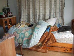 【2LDK】 遺品整理・250,000円 「賃貸マンション退室前の整理」の施工前