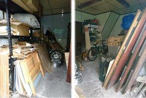 【店舗+和室二間】200,000円「店舗の整理もお任せ下さい。」の施工前
