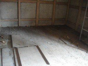 一軒家と蔵の整理の施工後