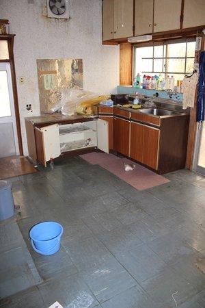 キッチン(6畳)の場合の施工後