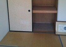 家具などは回収してリサイクルしましたの施工後