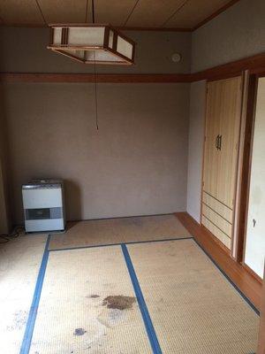 天井に届くほどのゴミ屋敷でもあっという間に対応します。(新潟市中央区)の施工後