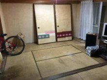 【3LDK】マンションのゴミ屋敷清掃の施工後