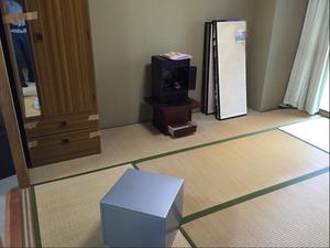 【3LDK】マンションの遺品整理の施工前