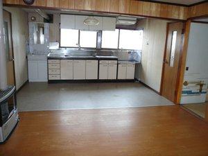 買取可能な家具家電などはリユース対応させていただきます。の施工後