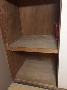 遺品整理と家具移動の施工後
