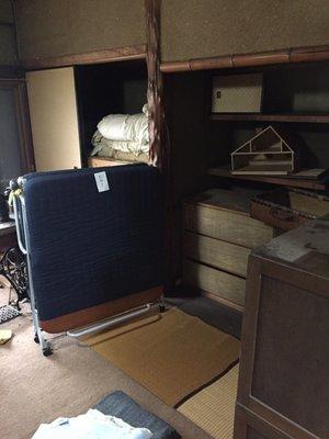 【3LDK】老人ホーム入居に伴う生前整理【220,000円】の施工前