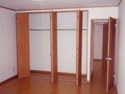 和室から洋室へのリフォーム工事の施工後