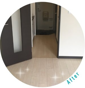 【愛知県】 ゴミ部屋状態となった賃貸住居の掃除をいたしました。の施工後