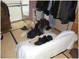 【愛知県】アパートの遺品清掃:162,000円の施工前
