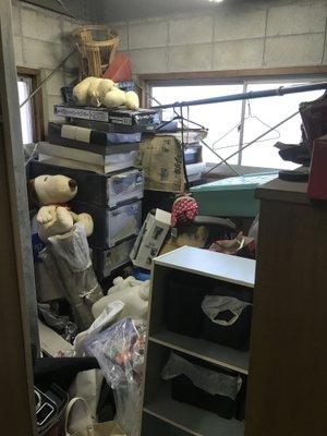 三木町遺品整理の施工前