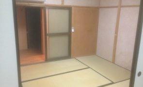 【2K】大阪市都島区での遺品整理:38,000円の施工後