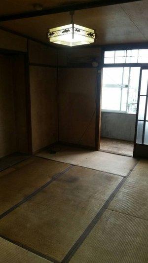 【4DK】堺市堺区での遺品整理:78,000円の施工後